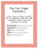 The 5 Finger Summary