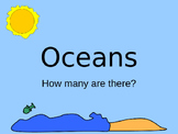 The 5 Oceans - PowerPoint