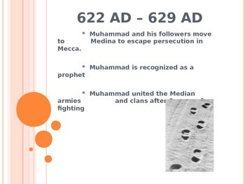 The 5 Pillars and the Rise of Islam