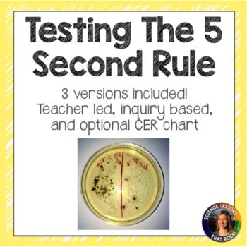 The 5 Second Rule Lab