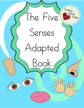 The 5 Senses Adapted Book