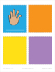 The 5 Senses Flash Cards + Poster