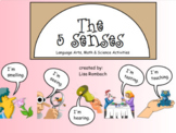 The 5 Senses Lang. Arts, Math & Science SmartBoard Lessons