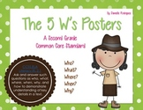 The 5 W's - Poster Set