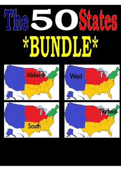 The 50 States BUNDLE