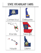 The 50 States History Unit for Special Ed or Early Element