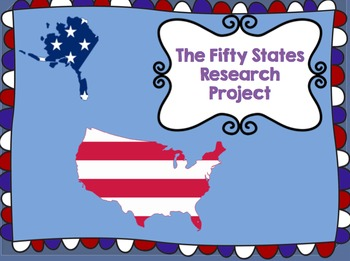 The 50 States Research Project