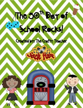 The 50th Day of School Rocks!