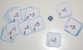 The 55 stars: a game to learn counting