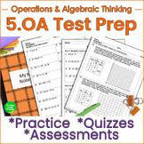 Operations and Algebraic Thinking Worksheets 5th Grade