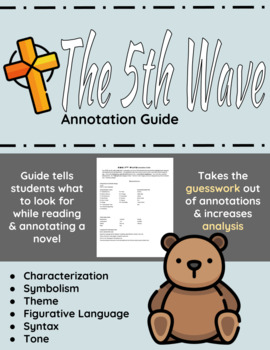 The 5th Wave Annotation Guide