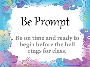 Begin Your Year The Right Way With These Activities: Classroom Rules That Work!