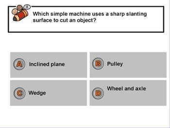 """The 6 Simple Machines"" - ActivInspire"