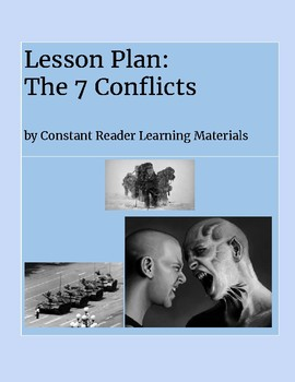 The 7 Conflicts Lesson Plan and PowerPoint Presentation