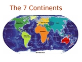 The 7 Continents Assembly (7 - 11 yrs)