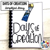 The 7 Days of Creation Bible Story