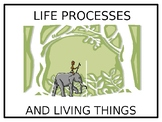 The 7 Life Processes (PowerPoint and Worksheets)
