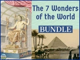 The 7 Wonders of the World Bundle