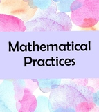The 8 Mathematical Practices
