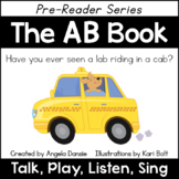 The AB Book and Games (Pre-Reader Series)