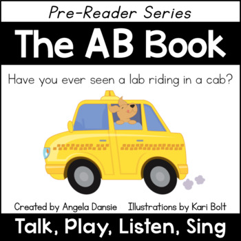 The AB Book and Games (Word Family Pre-Reader Series)
