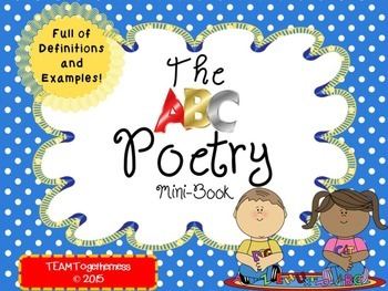 The ABC Poetry Mini-Book