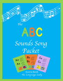 ABC Posters   ABC Sound Song Poster Pack