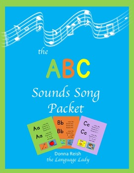 The ABC Sounds Song Packet