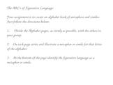 The ABC of Figurative Language