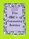 The ABC's of Community Service