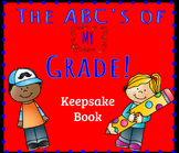 The ABC's of Our Grade Activity Book