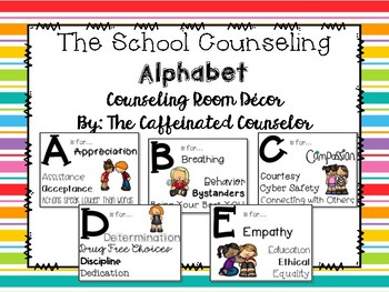 The ABC's of School Counseling