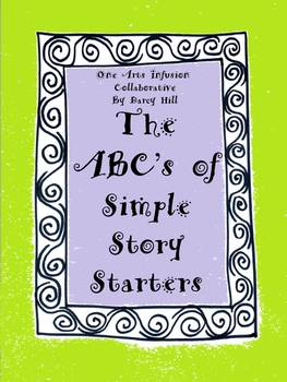 The ABC's of Simple Story Starters