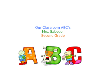 The ABC's of Teaching Powerpoint