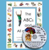 The ABCs and All of Me Full Color Classroom  Video Book and Song