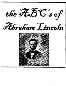 Abraham Lincoln ABC's