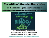 The ABCs of Alphabet Knowledge and Phonological Awareness!