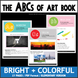 The ABCs of Art Book