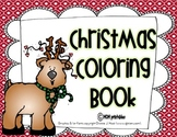 The ABC's of Christmas (a coloring book)