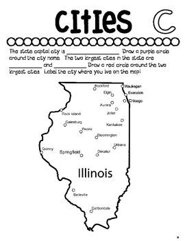 The ABC's of Illinois!