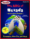 The ABCs of Nevada: A Circle Book Foldable by GravoisFare