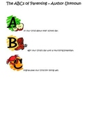 The ABCs of Parenting