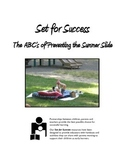 The ABC's of Preventing the Summer Slide:  A Printable Parent Handout