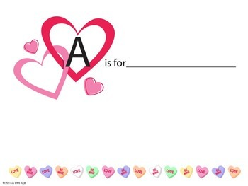 The ABCs of Valentine's Day