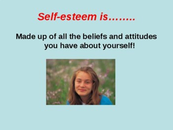 The A.B.C.'s of Your Self-esteem