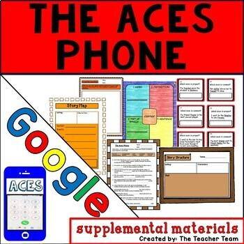 The ACES Phone Journeys 6th Grade Lesson 4 Google Digital Resource
