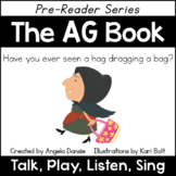 The AG Book and Games (Pre-Reader Series)