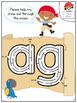 The AG Book and Games (Word Family Pre-Reader Series)