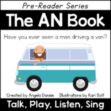 The AN Book and Games (Pre-Reader Series)
