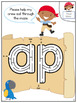The AP Book and Games (Word Family Pre-Reader Series)